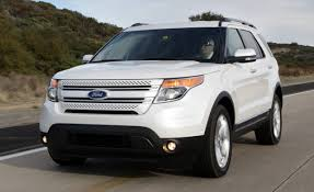 ford explorer 2 0 ecoboost review the 2012 ford explorer with ecoboost will start at 29 990