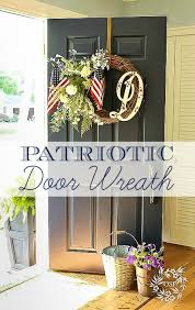 Patriotic Garden Decor Outdoor Decor Bringing The Inside Out On Sutton Place