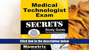 free download medical technologist exam secrets study guide mt
