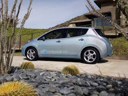 nissan leaf s g electric vehicle news july 2010