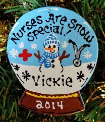 321 best personalized christmas ornaments images on pinterest