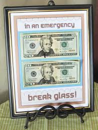 wedding money gift ideas in an emergency graduation gift the sendo