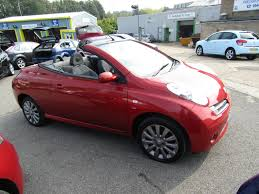 nissan convertible used nissan micra convertible for sale rac cars
