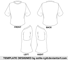 t shirt design guide and screen printing information clip art