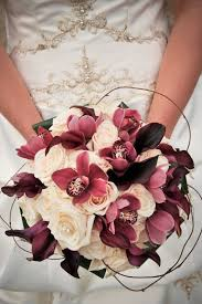 theme wedding bouquets best 25 wine colored wedding ideas on maroon wedding