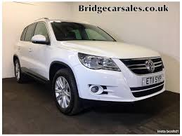 used volkswagen tiguan suv 2 0 tdi bluemotion tech match 5dr