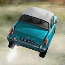 ford png image flying ford anglia png harry potter wiki fandom