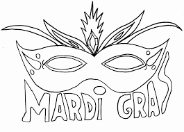 black and white mardi gras masks mardi gras coloring pages mask coloringstar