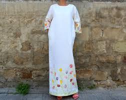 white dress etsy
