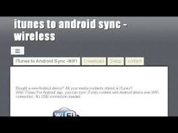 can you use itunes on android how to install itunes android app