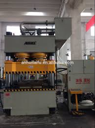 industry door skin hydraulic metal stamping press machine factory