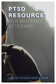 military ptsd resources