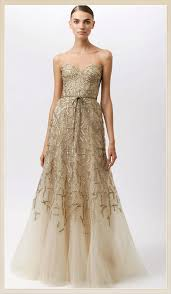 brown wedding dresses gold wedding dresses archives women s style