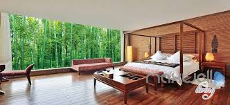 wallpaper for entire wall 3d large bamboo forest ceiling entire living room wallpaper wall