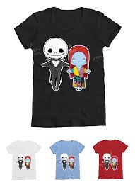 mibustore custom t shirts the nightmare before