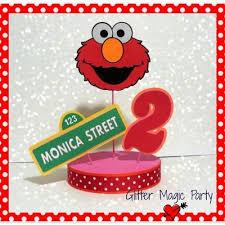 Elmo Centerpieces Ideas by 255 Best Sesame Street Images On Pinterest Sesame Street