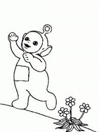 teletubbies coloring pages image coloring movies tv show