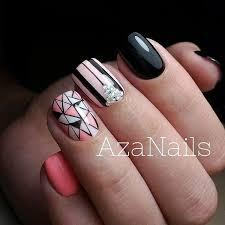 60 geometric nail art ideas nail art nails and