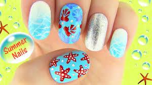 summer nails youtube