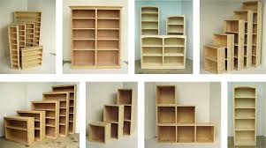 Unfinished Pine Bedroom Furniture by Solid Pine Bookcases