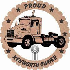kenworth ornament ebay