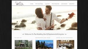 Wedding Site 30 Creative Wedding Websites For Your Design Inspiration