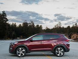 suv of hyundai compact suv comparison 2016 hyundai tucson kelley blue book