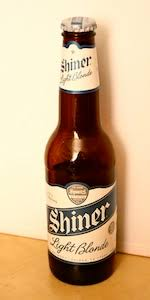 shiner light blonde carbs shiner light blonde spoetzl brewery shiner beeradvocate