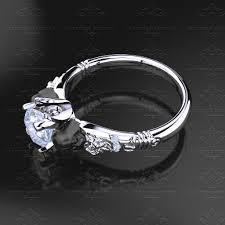 wars wedding rings wars wedding ring fresh sapphire studios prevail 1 35ct