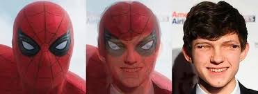 Spiderman Face Meme - 12 reactions to the new spider man that will get your senses