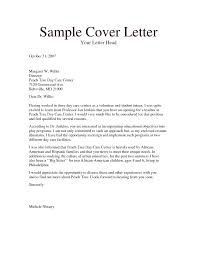 how do you write a cover letter u2013 gruppa me