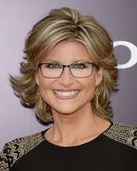 christine michael with short hair hairstyles for women over 50 with thick hair medium length