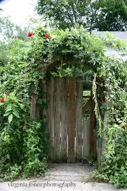 trellis garden gate home outdoor decoration