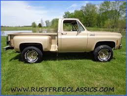 Classic Chevrolet 4x4 Trucks - 80 k10 stepside sierra classic 15 4x4 1980 gmc