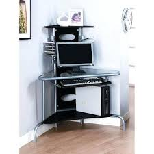 Computer Desks Black Black Corner Desk Awesome Black Corner Computer Desk Best Ideas