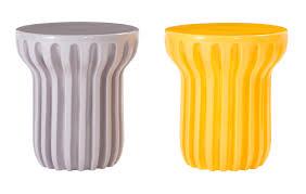 Ceramic Side Table Contemporary Side Table Ceramic Glazed Ceramic