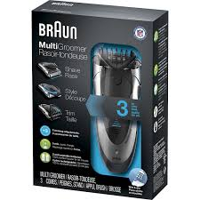 amazon black friday 5 minute deals amazon com braun multi groomer mg5090 all in one rechargeable and