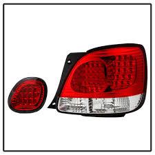 lexus gs430 led tail lights spyder auto lexus gs 300 400 98 05 led 4pcs tail lights with
