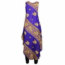 sleeveless animal print skater dress with leggings blue apere
