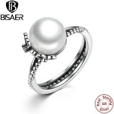 pearl engagement rings compare prices on pearl engagement ring online shopping buy low