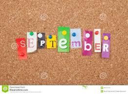 september stock photo image 45771172