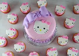 hello kitty cake cupcakes u0026 candy apples rose bakes