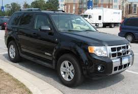2008 ford escape hybrid information and photos zombiedrive