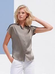 womens silk blouses plus size silk blouses peterhahn co uk