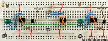 lfr using just timers rookie electronics dont electrical diagram