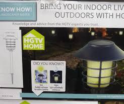 Solar Pillar Lights Costco - mind led patio string lights costco outdoor patio string lights