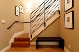 Staircase Wall Ideas 26 Staircase Painting Ideas For Walls Painted Basement Steps With