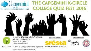 capgemini siege prelims general quiz the capgemini k circle quiz 2016