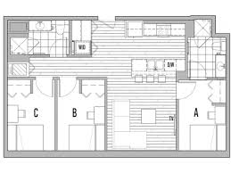 3 bedroom 2 bathroom 1 4 bed apartments here kansas