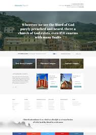 ultimate church psd template by munfactory themeforest